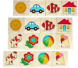 Hess Drewniana zabawka dla niemowląt pamiątka słońce (16 części)