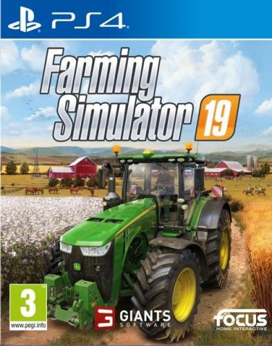 Farming Simulator 19 PS 4