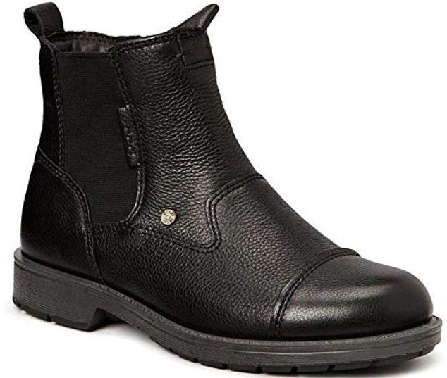 Buty zimowe dziecięce ECCO Bendix czarne73502301001