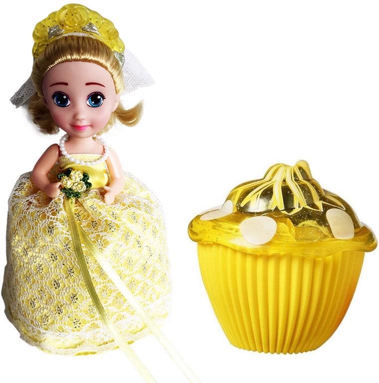 TM Toys - Cupcake Surprise edycja ślubna Laleczka Babeczka Lisa 1105 B