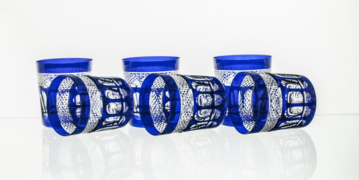 Szklanki kryształowe do whisky 6 sztuk (14023)