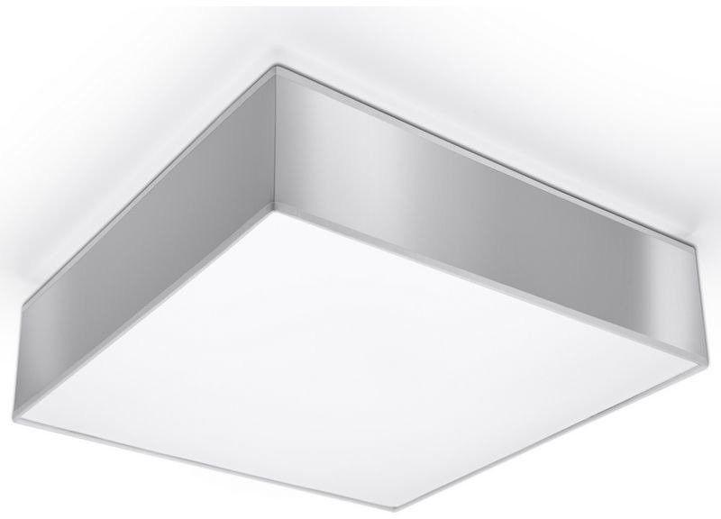 Sollux - plafon horus 35 - szary