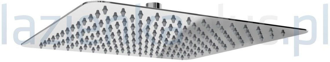 EXCELLENT - Głowica prysznicowa kwadratowa SLIM 30 cm - ZNALAZŁEŚ TANIEJ? ZADZWOŃ 726 713 313