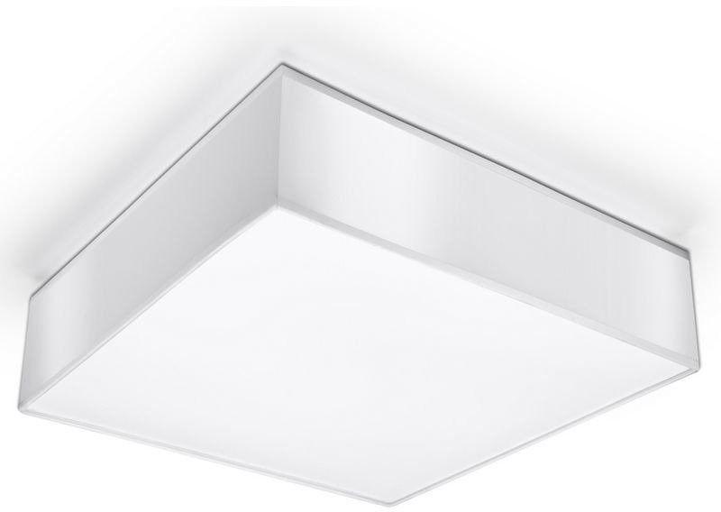 Sollux - plafon horus 35 - biały