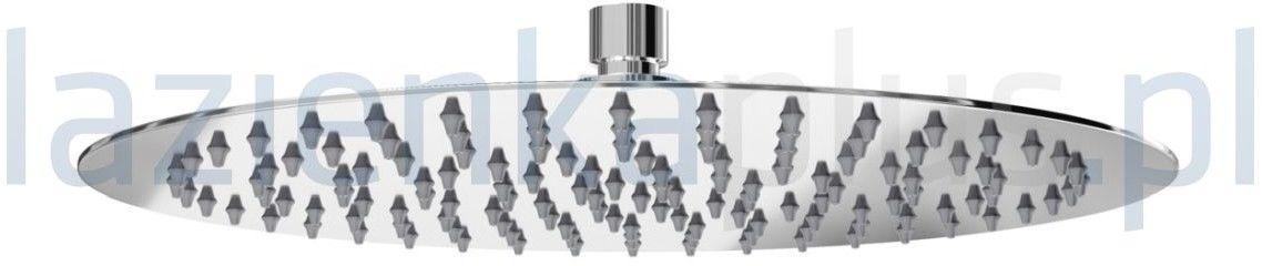 EXCELLENT - Głowica prysznicowa okrągła SLIM 20 cm - ZNALAZŁEŚ TANIEJ? ZADZWOŃ 726 713 313