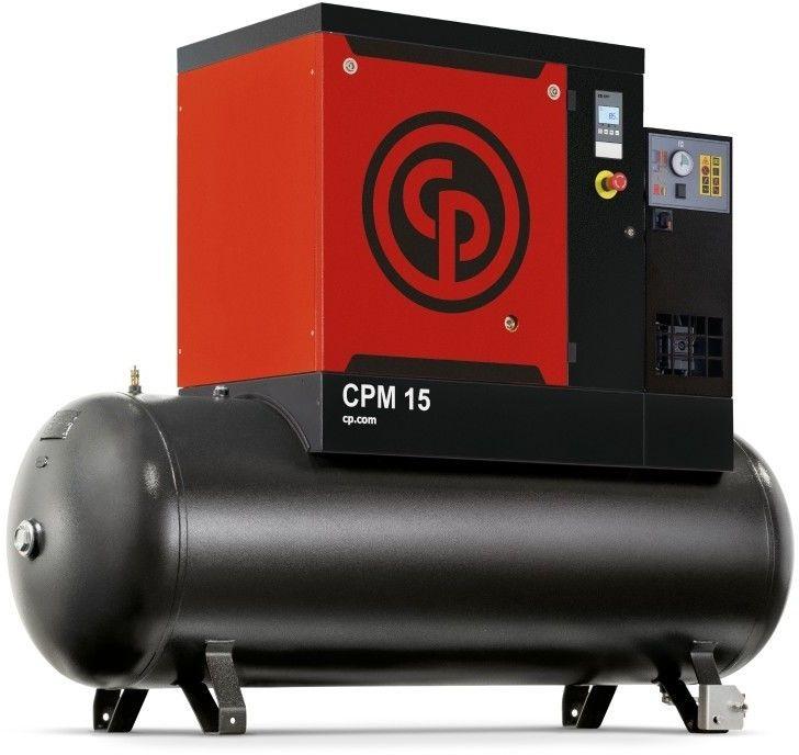 Sprężarka śrubowa Chicago Pneumatic CPM 15-10-400 DX_500L