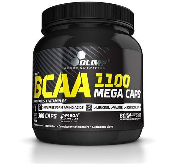 BCAA Mega Caps 300caps
