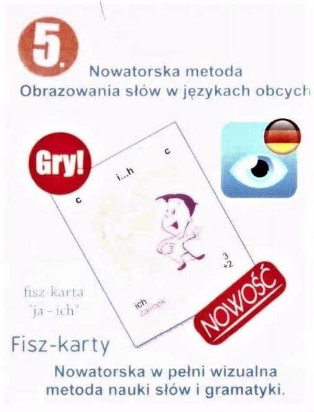 iM-Words Mini-fiszki 5 - niemiecki 50 szt. - praca zbiorowa