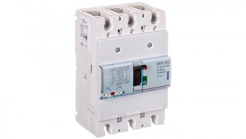 Wyłącznik mocy 250A 3P 50kA DPX3 250 420269