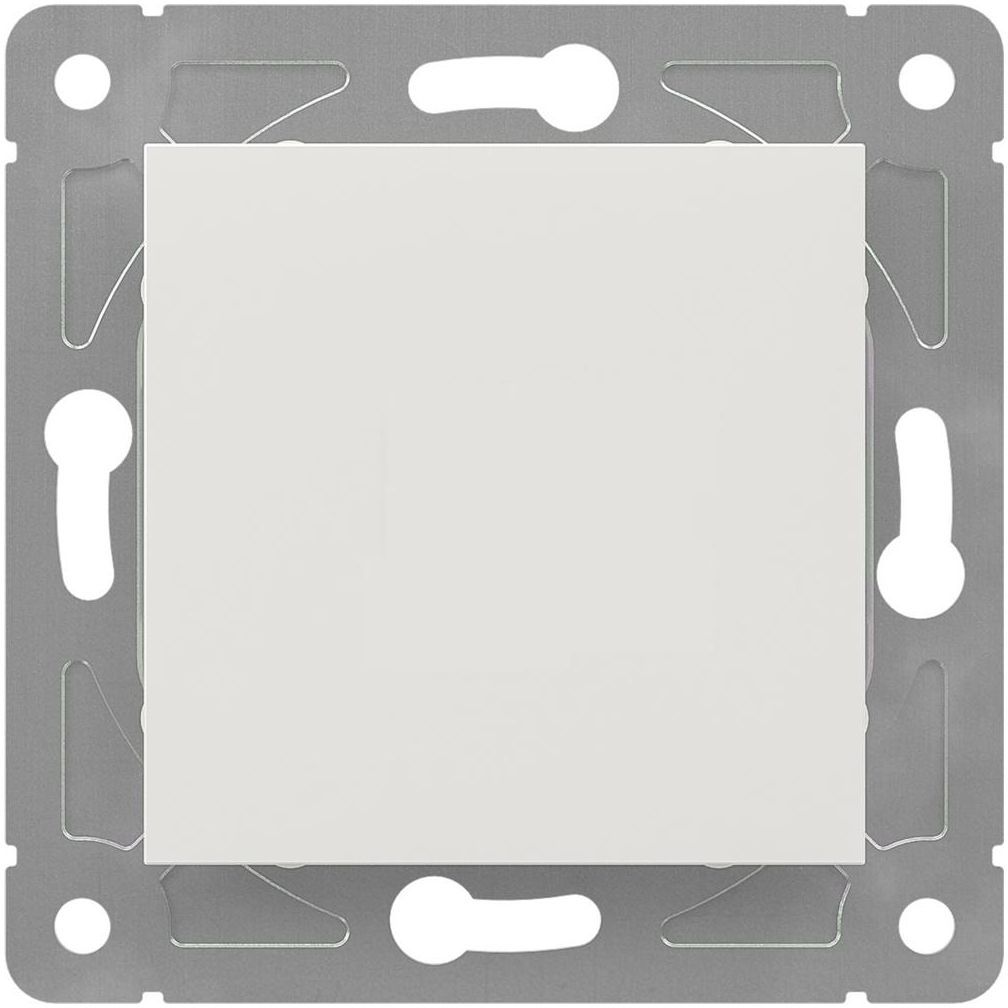 Włącznik pojedynczy EDG1006W biały LEXMAN