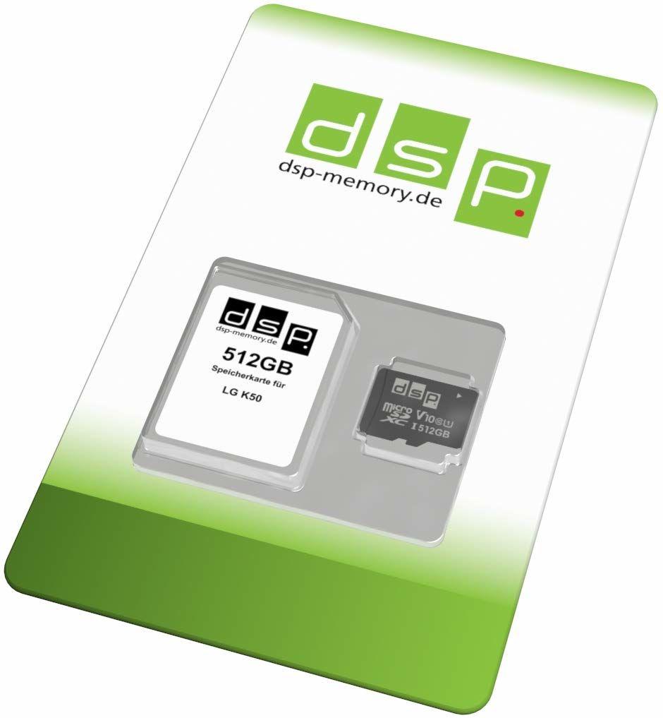 512 GB karta pamięci (Class 10) do LG K50
