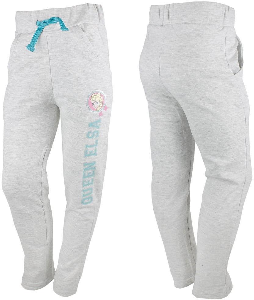 Spodnie dresowe dziewczęce Kraina Lodu - Frozen
