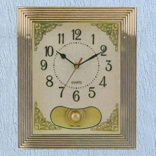 Zegar ramka z wahadłem i muzyką #810C