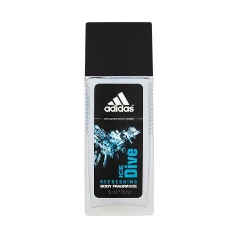 Adidas Ice Dive naturalny dezodorant w sprayu - 75ml Do każdego zamówienia upominek gratis.
