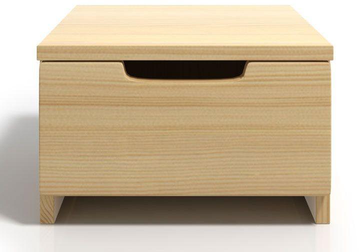 Szafka nocna z szufladą Laurell 2X - 7 kolorów