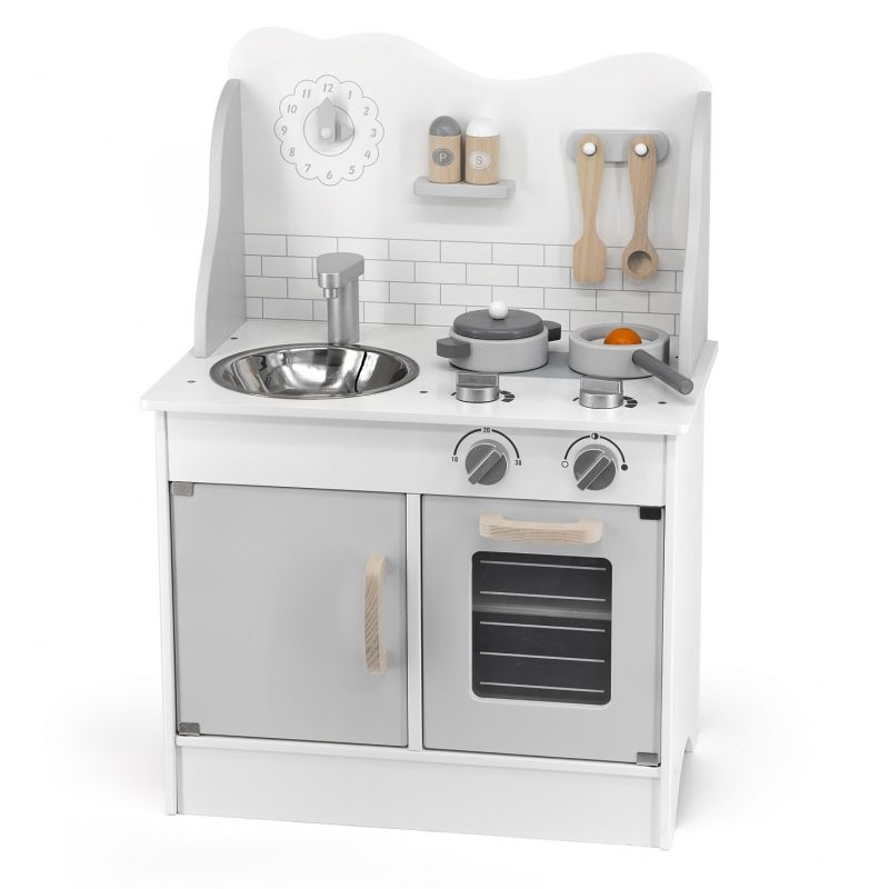 VIGA PolarB Kuchnia z Akcesoriami Eco Gray LK