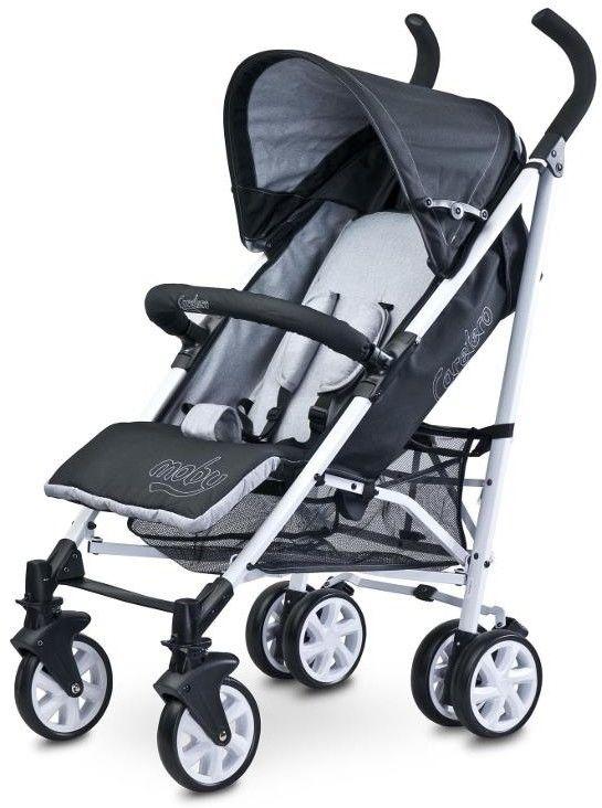 Wózek spacerowy Caretero Moby Grey