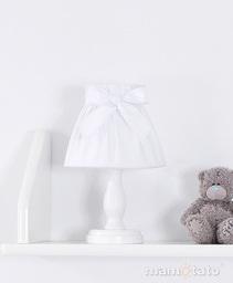 MAMO-TATO Lampka Nocna Biała do kolekcji minky