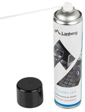 LANBERG SPRĘŻONE POWIETRZE AIR DUSTER 600ML CG-600FL-001