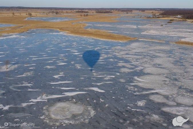 Kulig w balonie