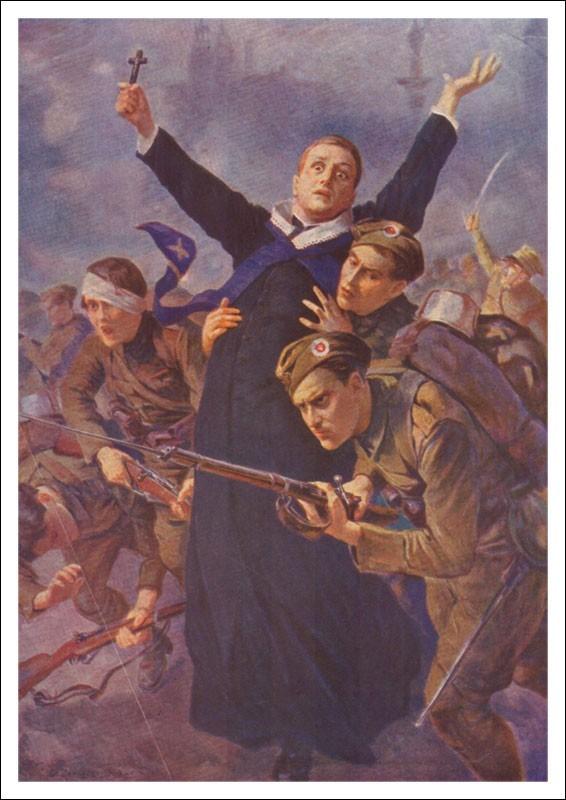 Plakat A3 - Śmierć ks. Ignacego Skorupki A3-GPlak1920-023