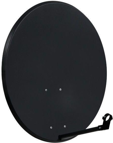 Czasza antena satelitarna 80 cm standard grafitowa - możliwość montażu - zadzwoń: 34 333 57 04 - 37 sklepów w całej polsce