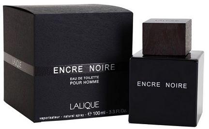 Lalique Encre Noire Pour Homme woda toaletowa - 100ml Do każdego zamówienia upominek gratis.