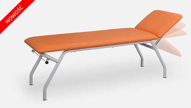 Stół do rehabilitacji StoRe - Basic (zagłówek pełny)
