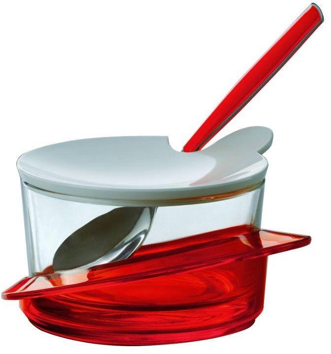 Casa bugatti - glamour - cukiernica czerwona - czerwony