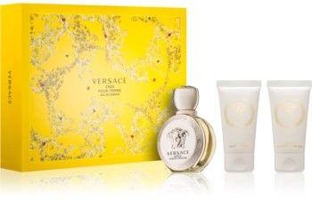 Versace Eros Pour Femme zestaw upominkowy III. dla kobiet