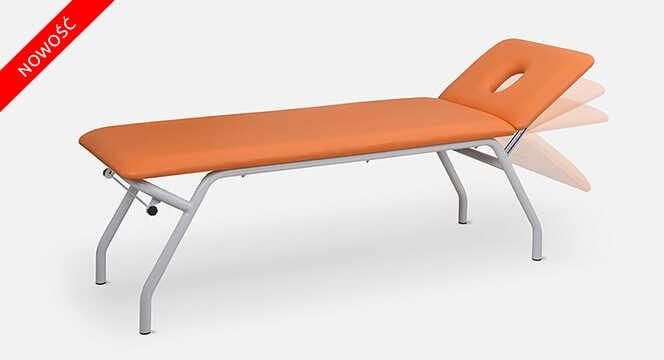 Stół do rehabilitacji StoRe - Basic (zagłówek z otworem)
