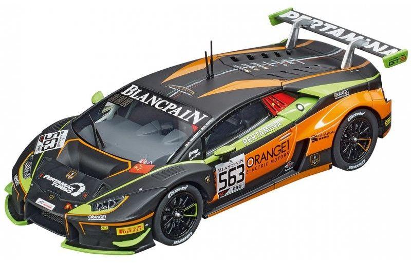 Carrera DIGITAL 132 - Lamborghini Huracán Orange1 FFF Racing Team, No.563 30914