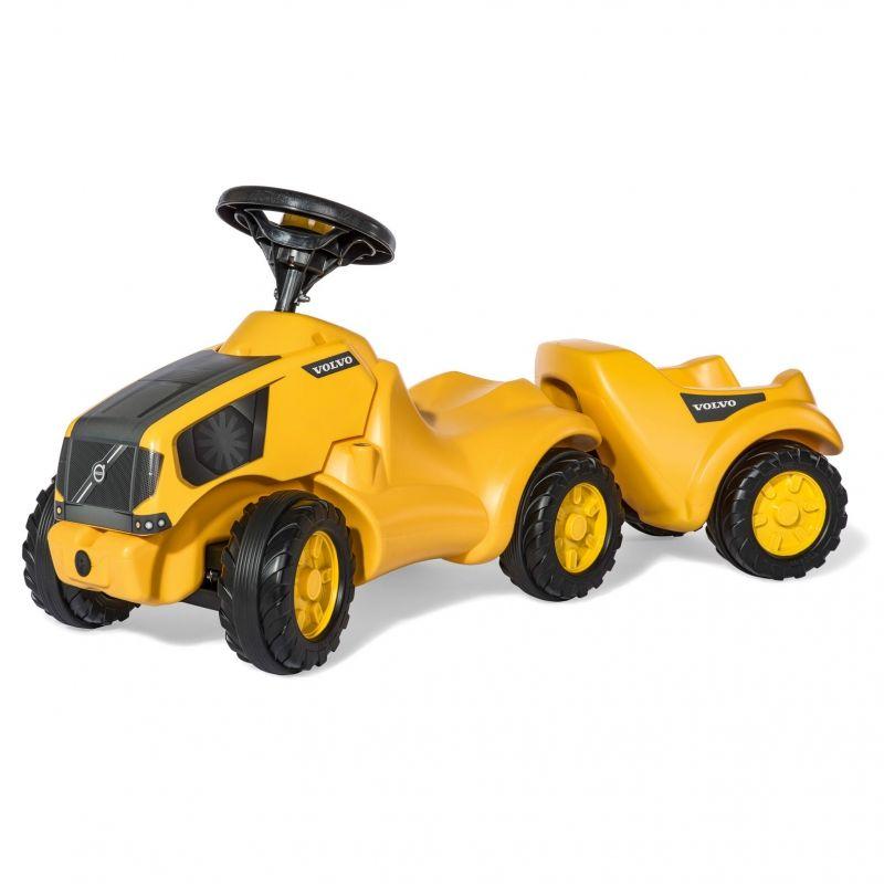 Rolly Toys rollyMinitrac Jeździk Volvo z przyczepką LK