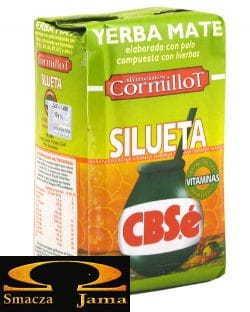 Yerba Mate CBSe Silueta Naranja 0,5kg