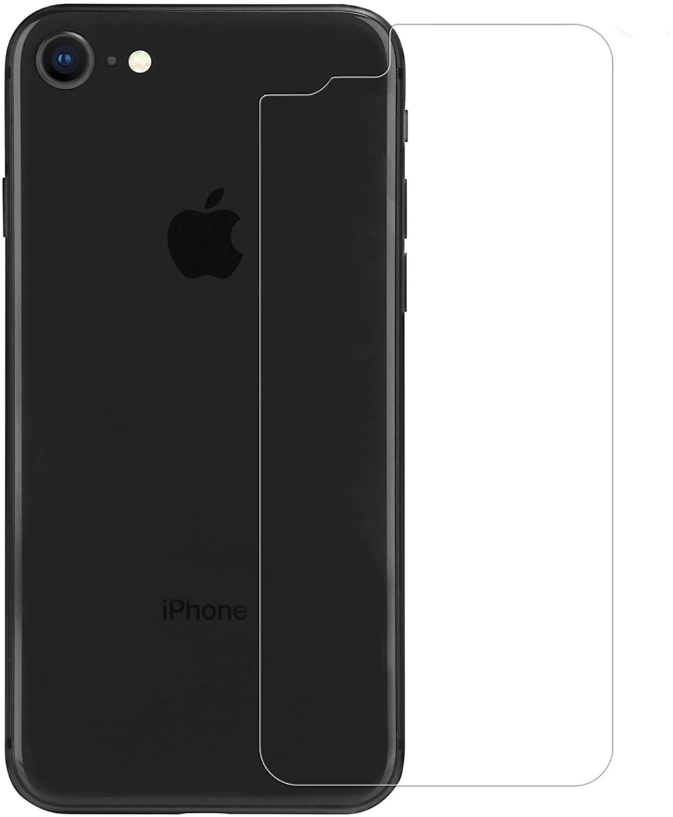 Szkło 9H na tył / plecki - Apple iPhone 7