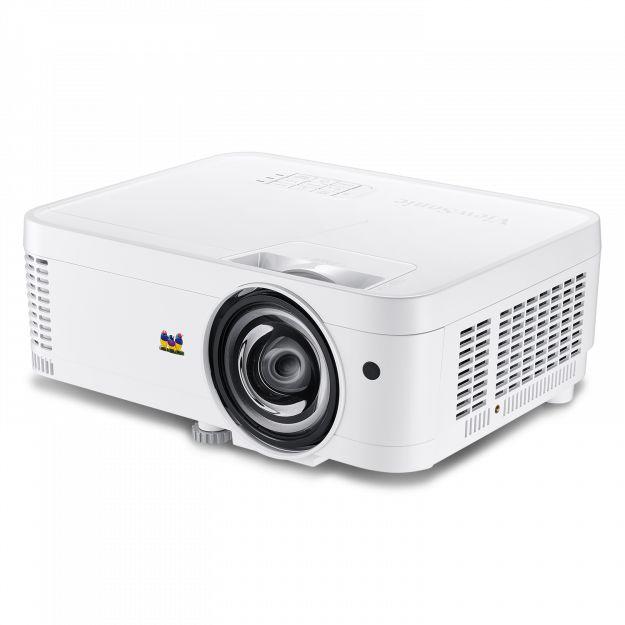 Projektor ViewSonic PS501X - DARMOWA DOSTWA PROJEKTORA! Projektory, ekrany, tablice interaktywne - Profesjonalne doradztwo - Kontakt: 71 784 97 60