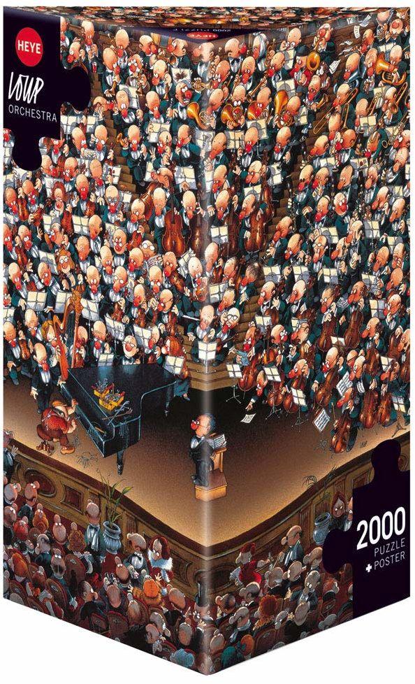 Orkiestra 2000 sztuk puzzli