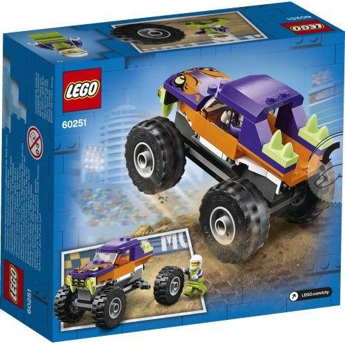 LEGO City - Monster truck 60251