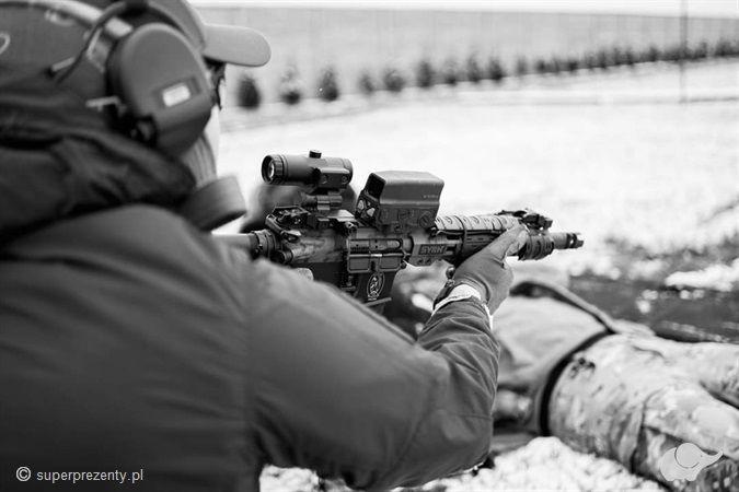Voucher na strzelnicę dla dwojga - Leżajsk