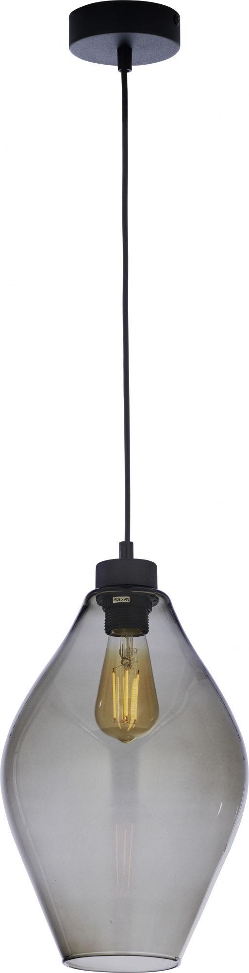 Lampa wisząca Tulon 4192 TK Lighting nowoczesna oprawa w kolorze grafitowym