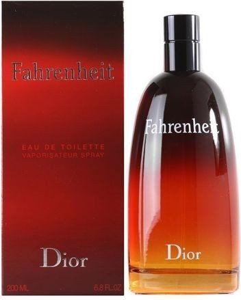 Dior Fahrenheit Woda toaletowa 200ml