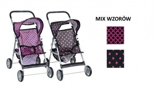Mega Creativ wózek dla lalek