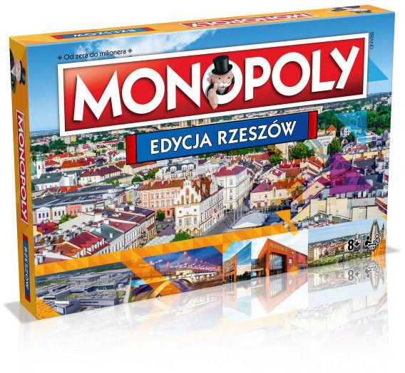 Monopoly Rzeszów ZAKŁADKA DO KSIĄŻEK GRATIS DO KAŻDEGO ZAMÓWIENIA
