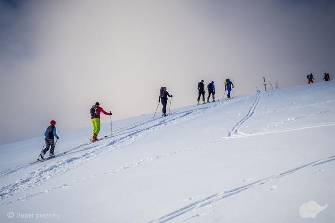 3 dniowy obóz skiturowy dla początkujących Zakopane