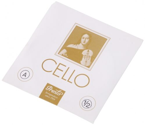 Presto Cello 1/2 A struna wiolonczelowa