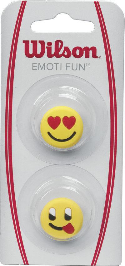 Wilson Emoti Fun Heart Eyes/Tongue Out