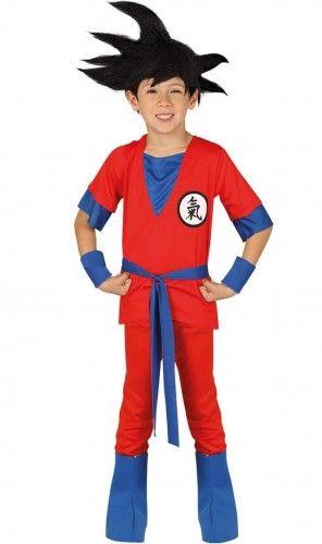 Strój dla chłopca Smoczy Ninja Dragon