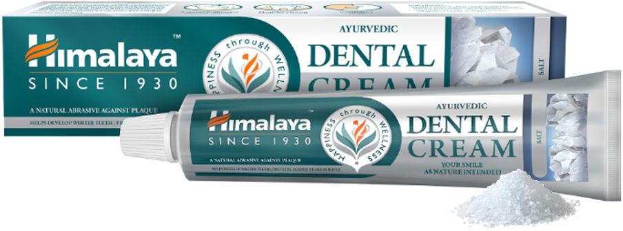 HIMALAYA Herbals Dental Cream SÓL Morska - wybielająca pasta do zębów z solą morską