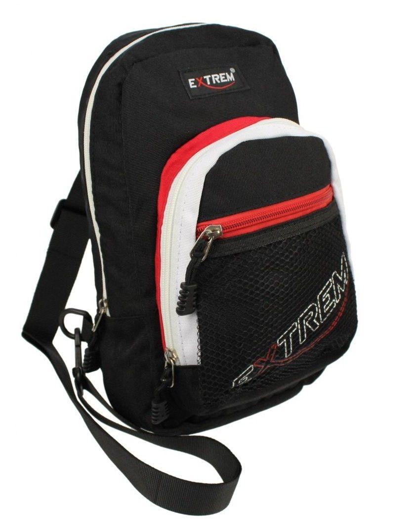 Bag Street Sportowa Torba Na Ramię Plecak Średni Materiał EXTREM BS4242