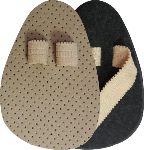 Wkładki ortopedyczne na palce młotkowate z regulacją- orteza na palce (hammer toe)
